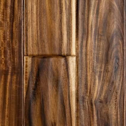 3/4 in. Tobacco Road Acacia Solid Hardwood Flooring 4.75 in Wide