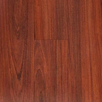 10mm+pad Boa Vista Brazilian Cherry Laminate Flooring 6 in. Wide x 47.64 in. Long
