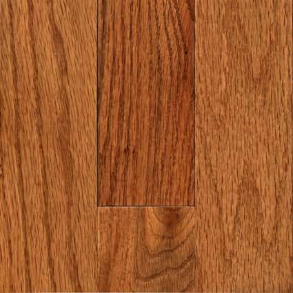 3/4 in. Classic Gunstock Oak Solid Hardwood Flooring 2.25 in. Wide