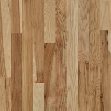 3/4 in. Millrun Hickory Solid Hardwood Flooring 2.25 in. Wide