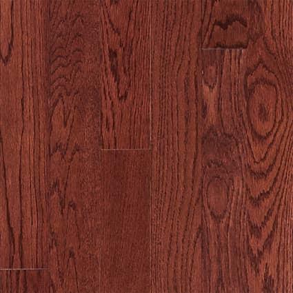 3/4 in. Cherry Oak Solid Hardwood Flooring 3.25 in. Wide