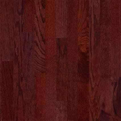 3/4 in. Cherry Oak Solid Hardwood Flooring 2.25 in. Wide