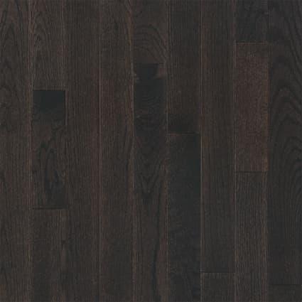 3/4 in. Espresso Oak Solid Hardwood Flooring 3.25 in. Wide
