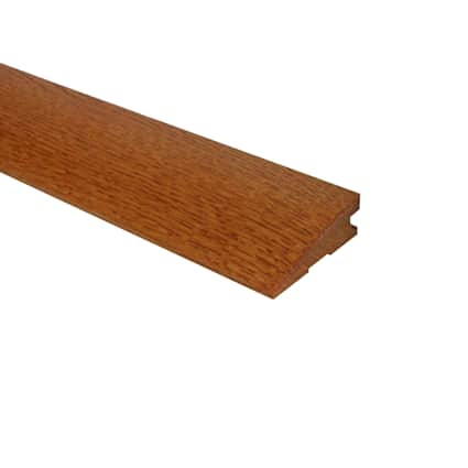 Prefinished Butterscotch Hardwood 3/4 in thick x 2.25 in wide x 78 in Length Reducer
