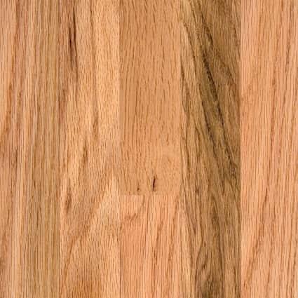 3/4 in. Natural Red Oak Solid Hardwood Flooring 2.25 in. Wide