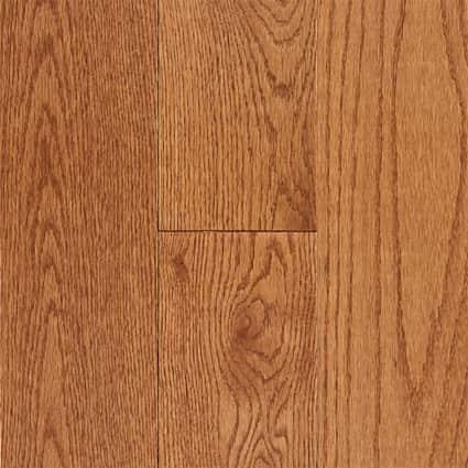 3/4 in. Classic Gunstock Oak Solid Hardwood Flooring 5 in. Wide