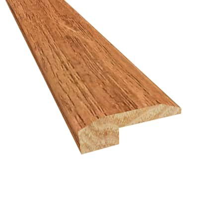 Prefinished Walnut Hickory Hardwood 5/8 in thick x 2 in wide x 78 in Length Threshold