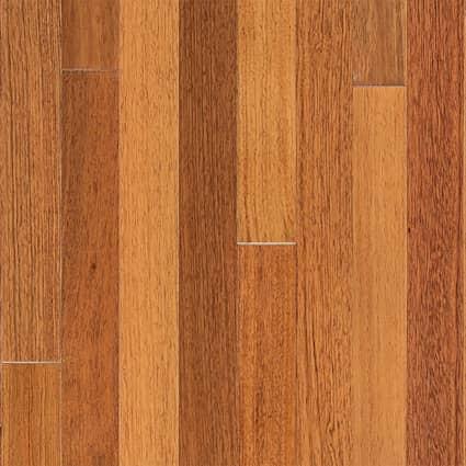3/4 in. Brazilian Cherry Solid Hardwood Flooring 2.25 in. Wide