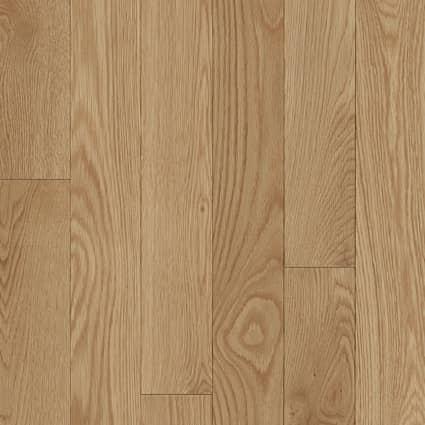 3/4 in. Select White Oak Solid Hardwood Flooring 3.25 in. Wide