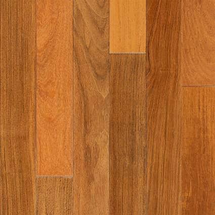 3/4 in. Select Brazilian Cherry Solid Hardwood Flooring 3.25 in. Wide