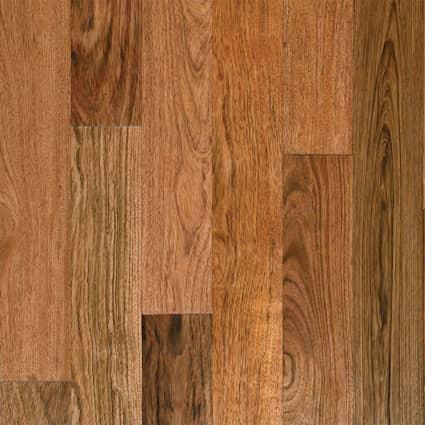3/4 in. Brazilian Cherry Solid Hardwood Flooring 5 in. Wide