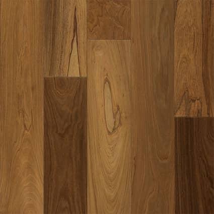 3/4 in. Brazilian Walnut Solid Hardwood Flooring 5 in. Wide