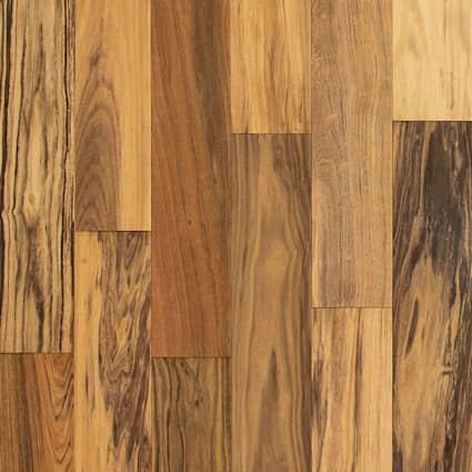 3/4 in. Curupay Solid Hardwood Flooring 5 in. Wide