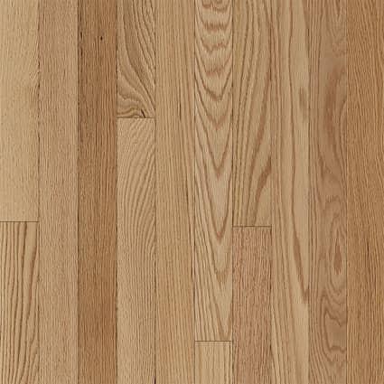 3/4 in. Select Red Oak Solid Hardwood Flooring 3.25 in. Wide