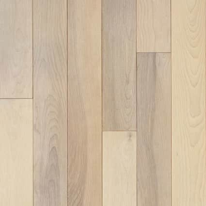 3/4 in. Farmhouse White Birch Solid Hardwood Flooring 3.25 in. Wide