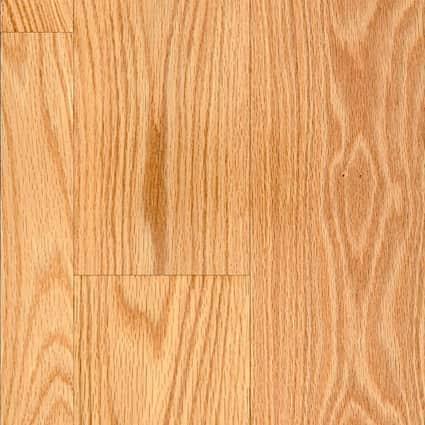 1/2 in. Red Oak Engineered Hardwood Flooring 5 in. Wide