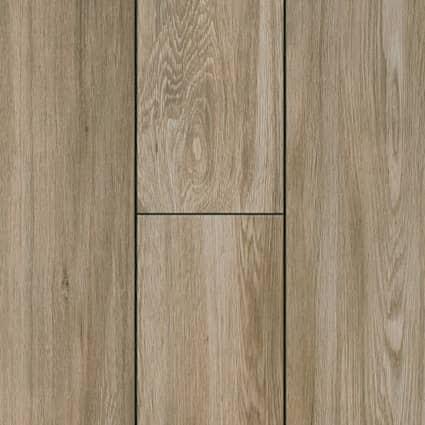 6 in. x 36 in. Cottage Wood Ash Porcelain Tile