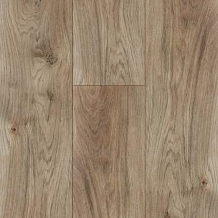 5mm River Walk Oak Waterproof Luxury Vinyl Plank Flooring 6 in. Wide x 48 in. Long