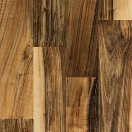 8mm Heritage Walnut Laminate Flooring 7.64 in. Wide x 50.63 in. Long