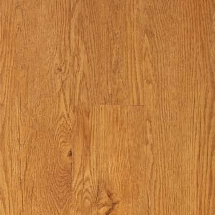 2mm Gunstock Oak Waterproof Vinyl Plank Comm Flooring 6 in. Wide x 48 in. Long