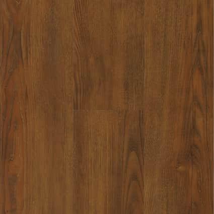 2mm Redwood Hickory Waterproof Vinyl Plank Comm Flooring 6 in. Wide x 48 in. Long