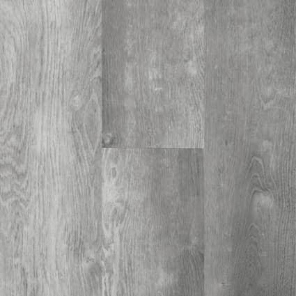 3mm Monument Ash Waterproof Vinyl Plank Comm Flooring 6 in. Wide x 48 in. Long