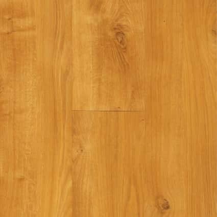 3mm Butterscotch Oak Waterproof Vinyl Plank Comm Flooring 6 in. Wide x 48 in. Long
