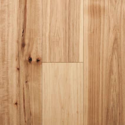 9/16 in. Rustic Hickory Engineered Hardwood Flooring 7.5 in. Wide