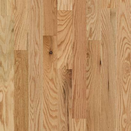 3/4 in. Red Oak Solid Hardwood Flooring 3.25 in. Wide