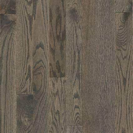 3/4 in. Gray Fox Oak Solid Hardwood Flooring 3.25 in. Wide
