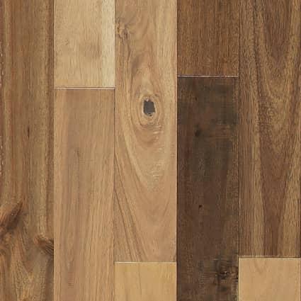 3/4 in. Bar Harbor Acacia Distressed Solid Hardwood Flooring 3.5 in.Wide