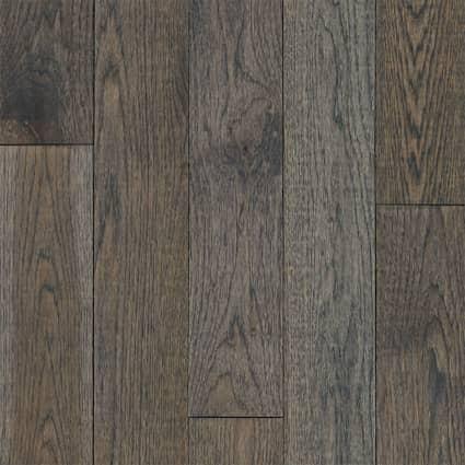 3/4 in. Winter Solstice Hickory Solid Hardwood Flooring 5 in. Wide