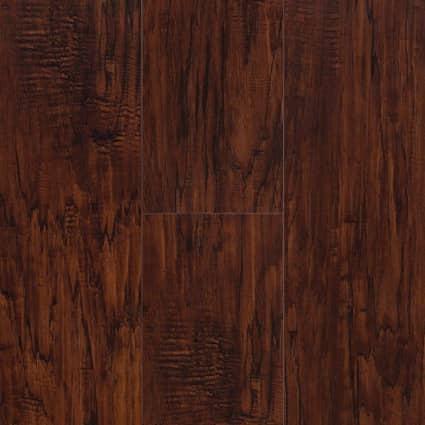 4mm Homeland Hickory Waterproof Rigid Vinyl Plank Flooring 7 in. Wide x 48 in. Long