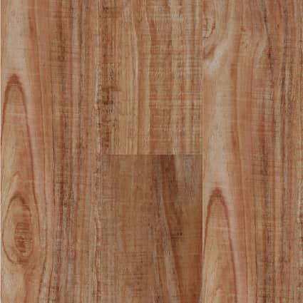 4mm Sun Valley Pine Waterproof Luxury Vinyl Plank Flooring 7.08 in. Wide 48 in. Long