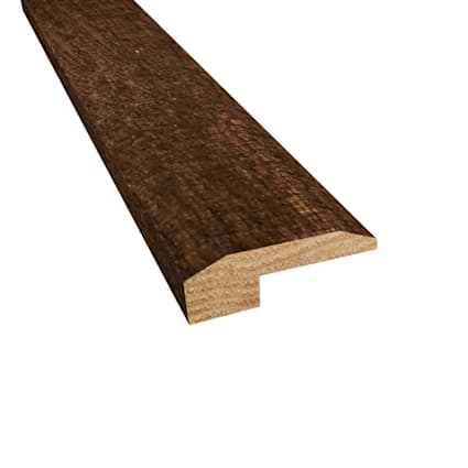 Prefinished Spanish Hickory Hardwood 5/8 in thick x 2 in wide x 78 in Length Threshold