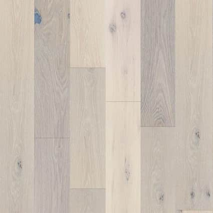 5/8 in. Barcelona White Oak Engineered Hardwood Flooring 7.5 in. Wide