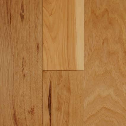 1/2 in. Matte Hickory Natural Engineered Hardwood Flooring 5 in. Wide