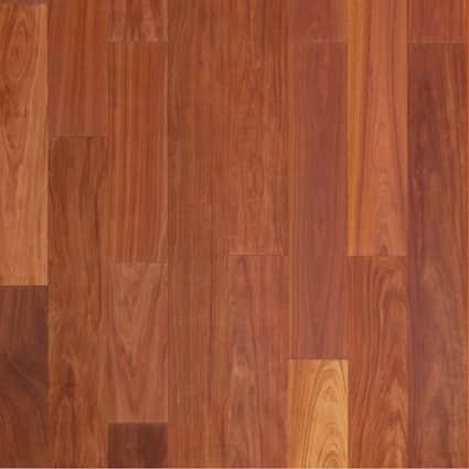 1/2 in. Select Santos Mahogany Engineered Hardwood Flooring 5.125 in. Wide