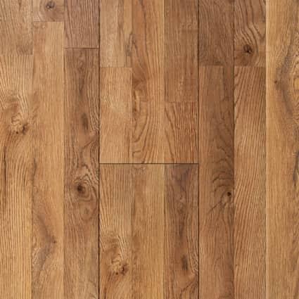 7mm Graham Oak Laminate Flooring 7.64 in. Wide x 50.79 in. Long
