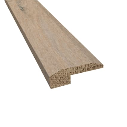 Prefinished Great Plains Oak Hardwood 5/8 in thick x 2 in wide x 78 in Length Threshold