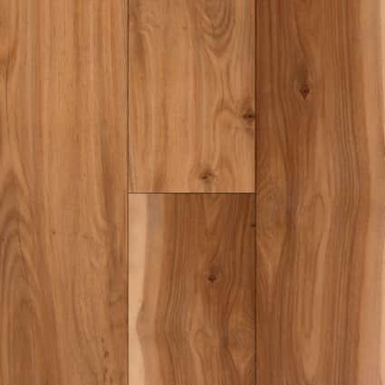 6mm w/ pad Rocky Hill Hickory Waterproof Rigid Vinyl Plank Flooring 5 in. Wide 48 in. Long