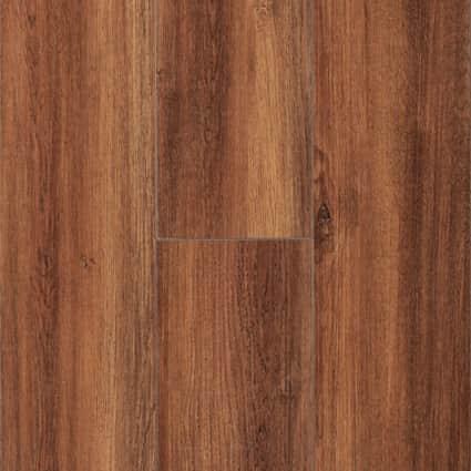 8mm w/pad Rochester Oak Waterproof Rigid Vinyl Plank Flooring 9 in. Wide x 72 in. Long