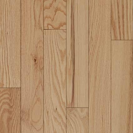 3/4 in. Character Red Oak Solid Hardwood Flooring 2.25 in. Wide