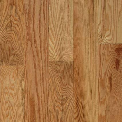 3/4 in. Character Red Oak Solid Hardwood Flooring 5 in. Wide