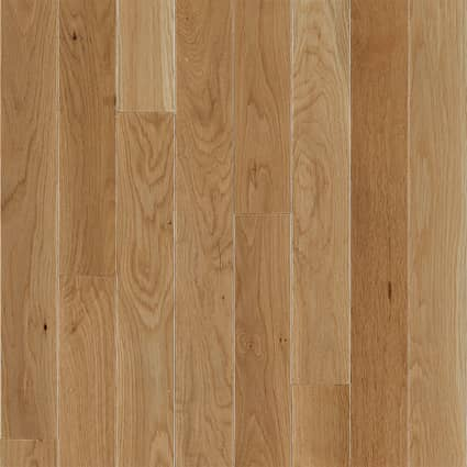 3/4 in. Character White Oak Solid Hardwood Flooring 3.25 in. Wide