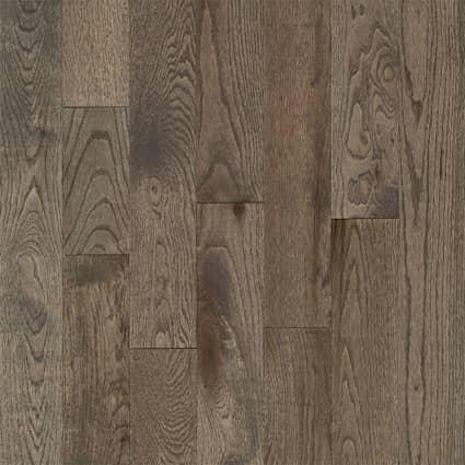 3/4 in. Gray Fox Oak Solid Hardwood Flooring 5 in. Wide