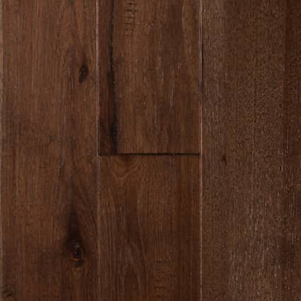 3/4 in. Hunters Creek Hickory Solid Hardwood Flooring 5 in. Wide