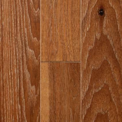 3/4 in. North Hampton Hickory Solid Hardwood Flooring 5 in. Wide