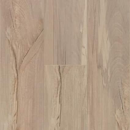 12mm Seaside Oak 24 Hour Water-Resistant Laminate Flooring 7.56 in. Wide x 50.63 in. Long