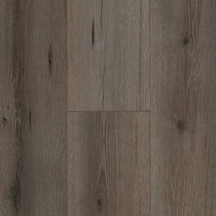 12mm Pike Place Ash 24 Hour Water-Resistant Laminate Flooring 7.56 in. Wide x 50.63 in. Long